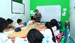kelas anak anak